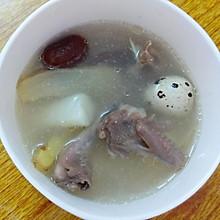 玉竹淮山鹌鹑汤
