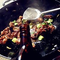 干煸麻辣排骨-----冬季开胃菜的做法图解16