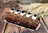 黑森林蛋糕卷的做法