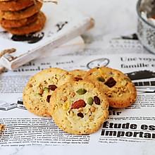#秋天怎么吃#水果麦片饼干