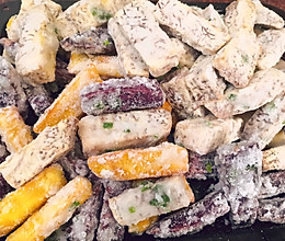 芋头红薯紫薯『反沙三宝』的做法