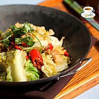 干锅圆白菜的做法图解8