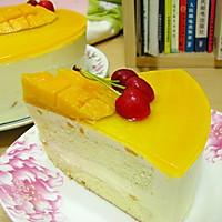芒果慕斯蛋糕的做法图解7