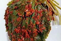 #营养小食光#苏子叶咸菜的做法