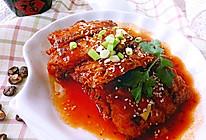 茄汁带鱼★酸甜爽口的做法