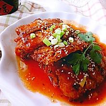 茄汁带鱼★酸甜爽口
