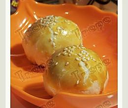 莲蓉酥的做法