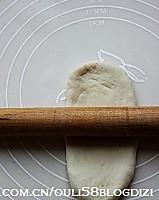 鸡腿面包的做法图解3
