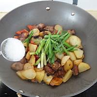 豉香土豆小排骨的做法图解13