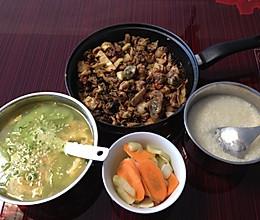 木姜鸡的做法