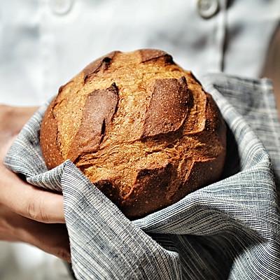 【健康无添加面包】芒种麦香面包