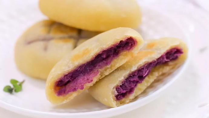 山药紫薯软饼 宝宝辅食食谱