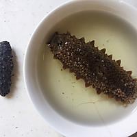 小米海参粥的做法图解4