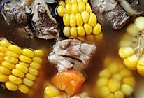 腔骨玉米汤的做法