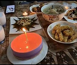 生日餐的做法