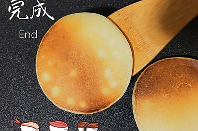 酸奶小松饼