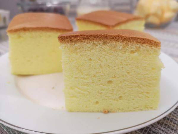 8寸酸奶戚风蛋糕