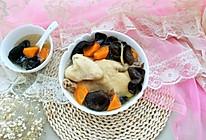 #憋在家里吃什么#胡萝卜木耳鸡汤的做法