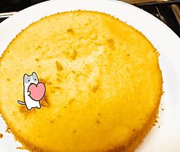 屡试屡成功的六寸蛋糕胚的做法