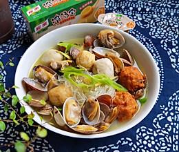 #饕餮美味视觉盛宴#花蛤粉丝汤的做法