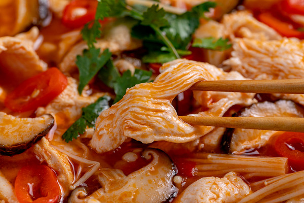 6种【鸡胸肉】调味方法