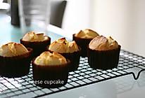 快手下午茶cheese cupcake的做法