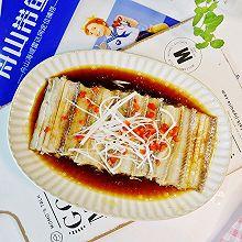 #鲜到鲜得,月满中秋,沉鱼落宴#清蒸带鱼段❗️鲜香肉嫩❗️