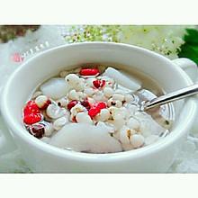薏米芡实山药粥#胃,我养你啊#