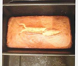 鲜奶油磅蛋糕的做法