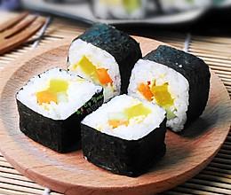 方形寿司的做法