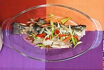清蒸鲈鱼(鲳鱼、鳊鱼、东星斑、桂鱼也适用)的做法