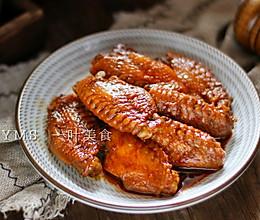 电饭煲食谱,孜然蜜汁鸡翅的做法