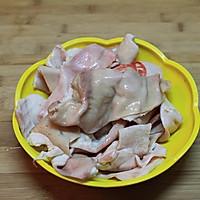 【胡萝卜肉皮冻(豆浆机版)】——懒办法巧做美颜菜的做法图解2