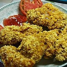 炸鸡腿  炸鸡翅  快餐 KFC