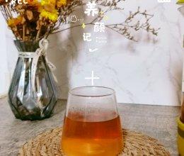 养颜红枣玫瑰菊花枸杞茶的做法