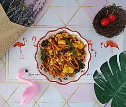 鱼香蛋丝(减脂菜单)的做法