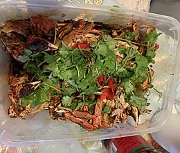 小辣蟹的做法