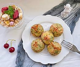 高颜值,超好吃的爆浆土豆虾球的做法