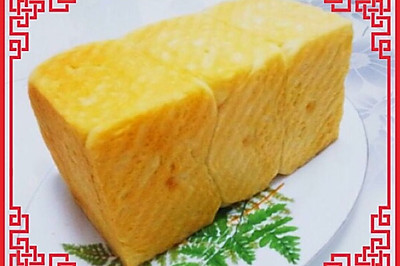牛奶土司面包