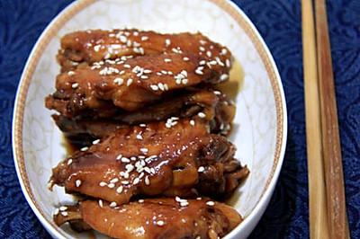 啤酒鸡翅(快手肉菜)