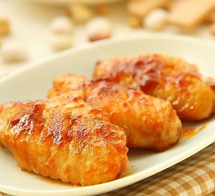 茄汁煎鸡翅的做法