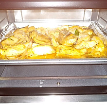 蒜香蜜汁中式烤鸡翅
