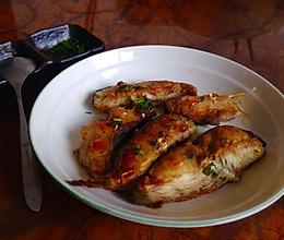 香煎梭边鱼块的做法