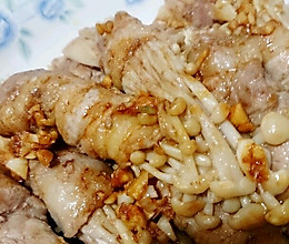 金針菇肥牛卷的做法