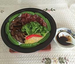 塔吉锅做的仔煲饭的做法