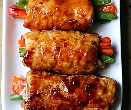 #餐桌上的春日限定#照烧猪肉卷的做法