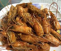 虾球和虾头的做法