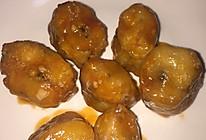 茄汁鳕鱼块的做法