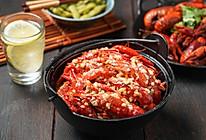 日食记 | 黄油蒜蓉小龙虾×麻辣小龙虾的做法