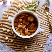 #洗手作羹汤#板栗莲子百合甜汤